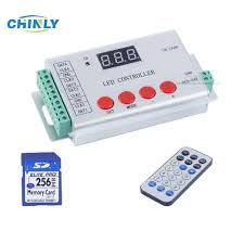 <b>DC5 24V</b> 21key remote WS2811 WS2812B WS2813 APA102 <b>LED</b> ...