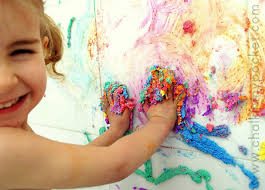 bathtub finger paint crayola bath finger paints