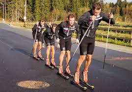 Лыжные гонки в Норвегии Техника Одновременный бесшажный ход Ключевые особенности
