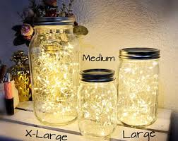glass jar lighting. mason jar lights bedroom fairy lighting nursery glass