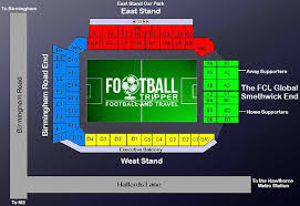 The Hawthorns Stadium West Brom Guide Football Tripper