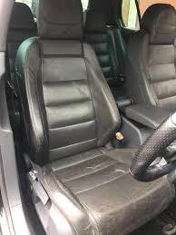 vw golf gti mk5 leather seats