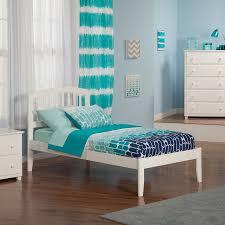 Atlantic Furniture Richmond White Twin Platform Bed at Lowes.com