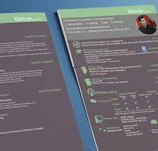 50 Beautiful Free Resume Cv Templates In Ai Indesign Psd Formats
