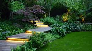 how much does garden lighting cost the