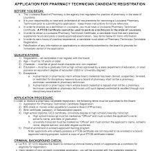 Lab Technician Resume Sample Pharmacy Excellent Technician Resume Sample For Job Vacancy 84