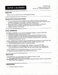 Legal Resume Format Enchanting Legal Resume Format 288S288 Legal Resume Format 28 Template Free Sample