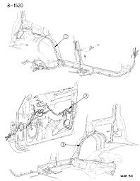 1994 jeep grand cherokee wiring body accessories diagram 00000dnf