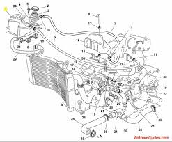 ducati 916 engine diagram ducati wiring diagrams cars new ducati upper coolant expansion tank rervoir 748 998