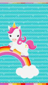 unicorn #rainbow #wallpaper #iphone ...