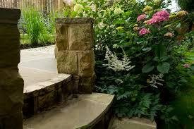york stone steps leeds garden design and build