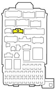 honda element door beeper override figure 3