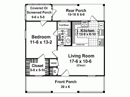 600 sq ft house plans with elevation