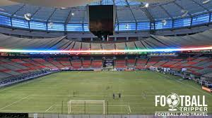 Bc Place Stadium Vancouver Whitecaps F C Football Tripper