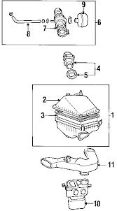 parts com® toyota avalon engine parts oem parts diagrams 1995 toyota avalon xls v6 3 0 liter gas engine parts