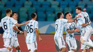 كوبا أمريكا 2021 معاينة نصف النهائي، الأرجنتين ضد كولومبيا: مبارزة فريق  العدوانية وفريق تسجيل الأهداف