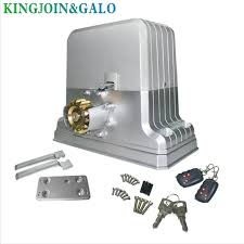 heavy duty 3600lbs 1800kg electric sliding gate motor automatic gate opener engine with 2 remote controls