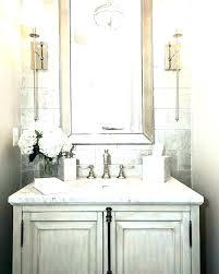 powder room lighting chandelier tile ideas stunning rooms interior best on cozy vanity design powder room lighting
