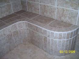 tile shower bench. Beautiful Tile Tile Showers With Seats Shower Bench Looking For A Floating  Curved Ceramic In Tile Shower Bench G