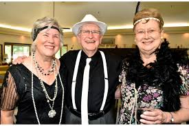 All Angels gets jazzed up - Pam and Graham Toft and Elaine Smith | Your  Observer