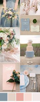 Dusty blue pink gold classic wedding ideas Navy Blue Six Gorgeous Neutral Wedding Color Combos To Inspire You Hi Miss Puff 50 Refined Burgundy And Marsala Wedding Color Ideas For Fall Brides