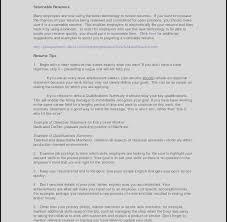 Resume Samples Word Best Maintenance Resume Format Free Resume