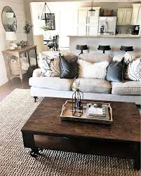 27 rustic farmhouse living room decor ideas for your home within style furniture plan 3