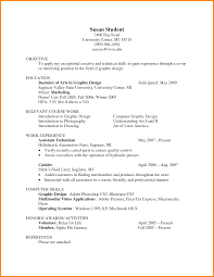 Personal Qualities Resume Resume For Your Job Application