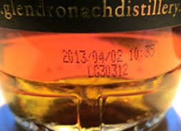 Glendronach Age Chart Glendronach Is A Lot Older Than The Label Says Words Of Whisky