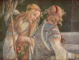 sandro botticelli art in tuscany podere santa pia holiday house in the south of tuscany