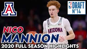 NICO MANNION HIGHLIGHTS 2019-2020 ...