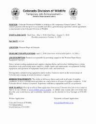Sample Job Objectives For General Laborer Resume Best Resume