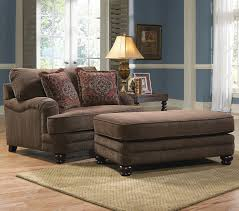 chair and a half 7 with ottoman reclining swivel chairs for living room leather ottomans