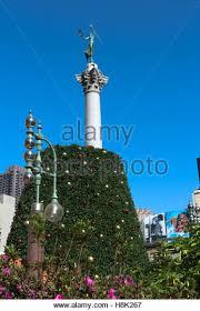 Huntington Park Christmas Lights Go Modern  SFGateChristmas Tree In San Francisco
