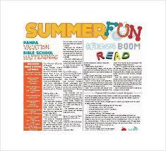 Classroom Newspaper Template 28 Newspaper Templates Free Download
