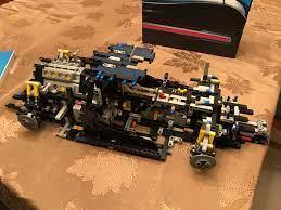 A keréktárcsák egyedi megjelenését különösen nehéz volt. Done With Instruction Book 1 Of The Technic Bugatti Chiron It Feels Like I M Building A Real Car Lego