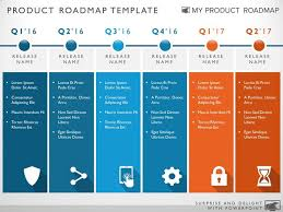 road map powerpoint template free 12 best agile roadmaps and timelines images on pinterest project