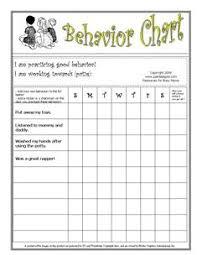 How To Make A Sticker Chart Behavior Sticker Chart For The Week Copii Behaviour Chart