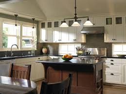 image of craftsman style kitchen design