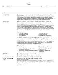 Resume Format Download American Career College Optimal How To List Skills  In A Resume Hotel Manager