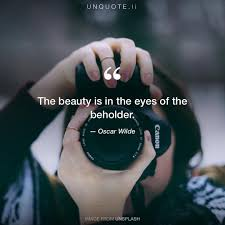 Oscar Wilde Beauty Quotes Best of The Beauty Is In The Eyes Of Quote From Oscar Wilde Unquote