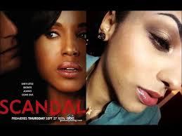 kerry washingtion in scandal makeup tutorial
