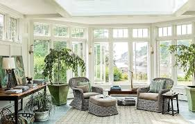 small sunroom decorating ideas. Modren Decorating Sunroom Decor Ideas View Outside Steals The Show In This Beautiful Design  Carpenter Small Decorating Throughout Small Sunroom Decorating Ideas A