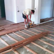 breathtaking installing hardwood floor on concrete wood over slab carpet vidalondon staining uneven suloor stair particle