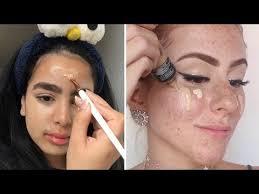 2018 trending makeup videos on insram