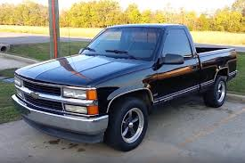 All Chevy 97 chevy k1500 : Video: Junkyard 5.3 Liter LS Swap Into A '88-'98 Truck Done Right