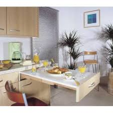 Table Escamotable Encastrable Dans Un Tiroir Accessoires De Cuisines
