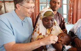 Petition to Investigate Bill Gates for 'Crimes Against Humanity' Goes Viral | Neon Nettle in 2021 | Bill gates, Refugee crisis, Women in africa