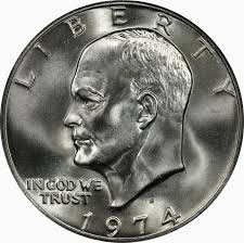 1979 Dollar Coin Value Chart Eisenhower Dollar Wikipedia