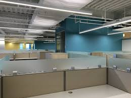 light office. Open Office Space Sparce J M Brown Company Inc Light